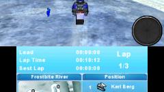 Snow Moto Racing 3D Screenshot