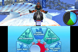 Snow Moto Racing 3D Screenshot