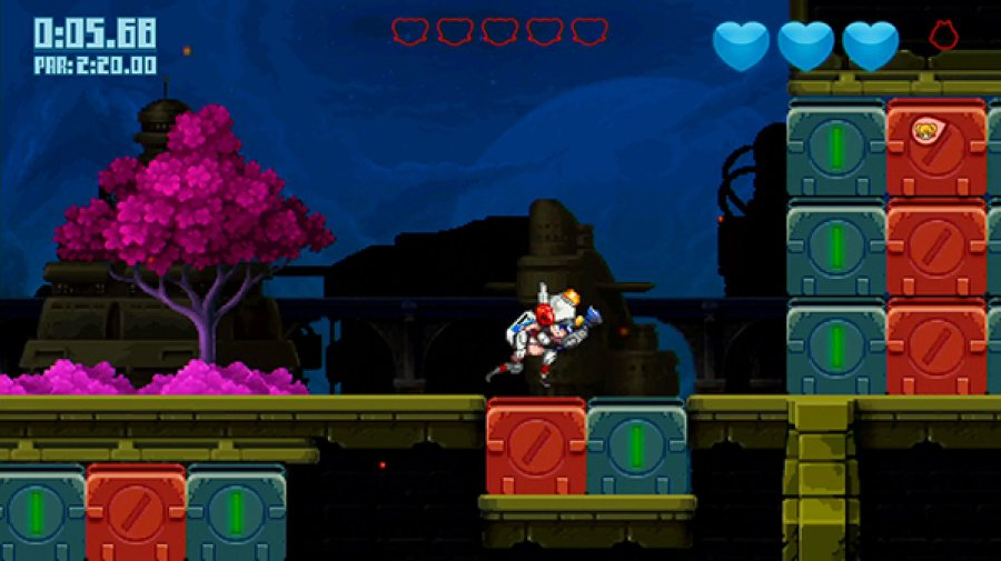 Mighty Switch Force! 2 Review - Screenshot 2 of 4