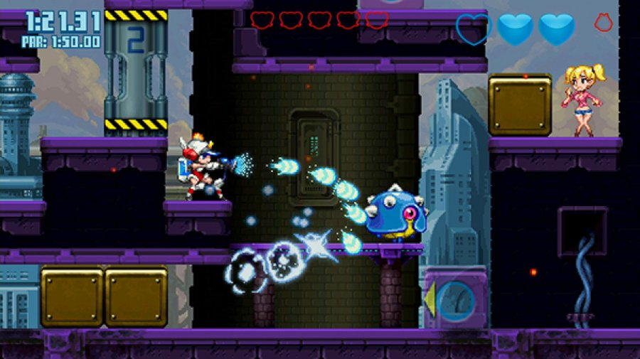 Mighty Switch Force! 2 Review - Screenshot 4 of 4