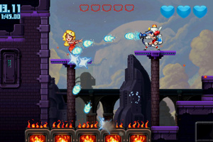 Mighty Switch Force! 2 Screenshot