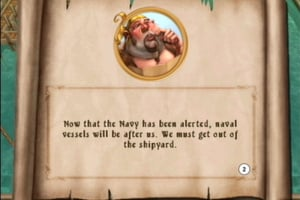 Pirates: The Key of Dreams Screenshot