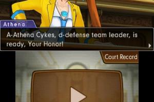 Phoenix Wright: Ace Attorney - Dual Destinies Screenshot