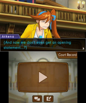 Phoenix Wright: Ace Attorney - Dual Destinies Review - Screenshot 1 of 5