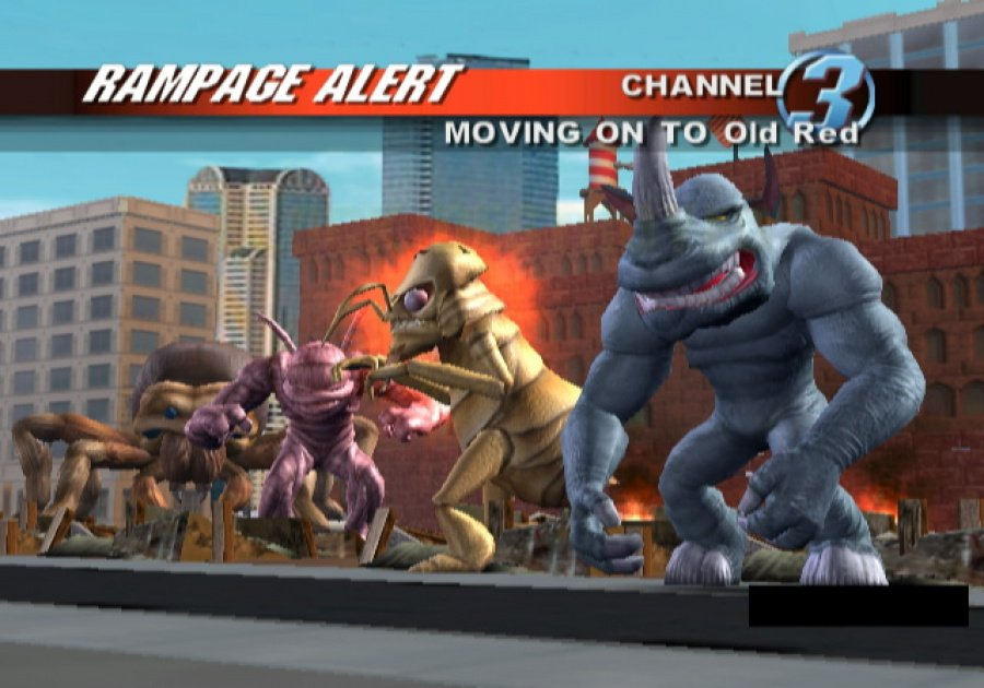 Rampage: Total Destruction Review - Screenshot 4 of 6