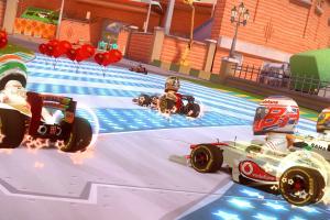 F1 Race Stars: Powered Up Edition Screenshot