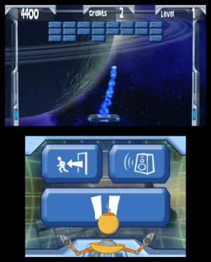 Arcade Classics 3D Review - Screenshot 1 of 6