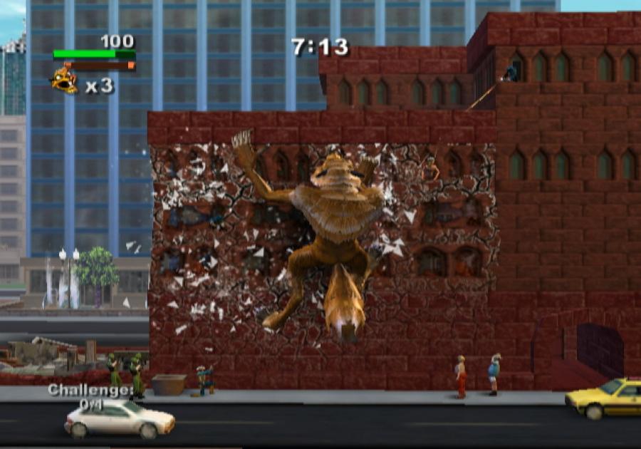 Rampage: Total Destruction Review - Screenshot 3 of 6