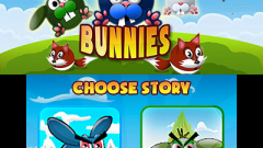Angry Bunnies Screenshot