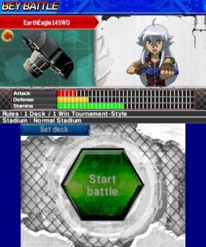 Beyblade: Evolution Review - Screenshot 2 of 4