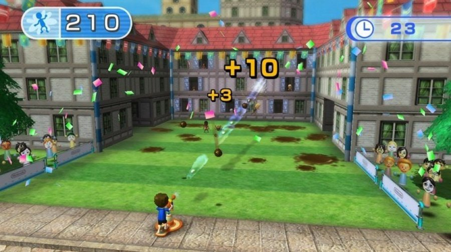 Wii Fit U Review - Screenshot 1 of 5