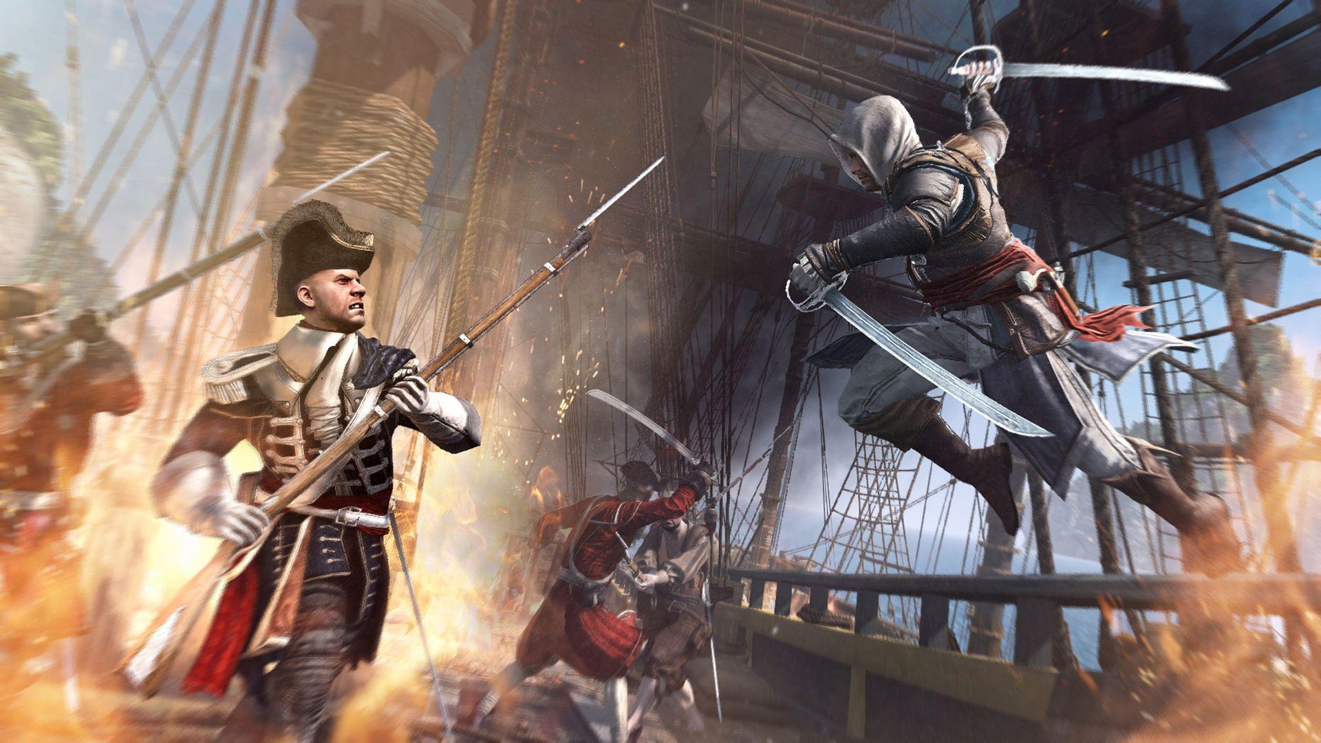 assassin's creed 4 black flag access fleet cracked
