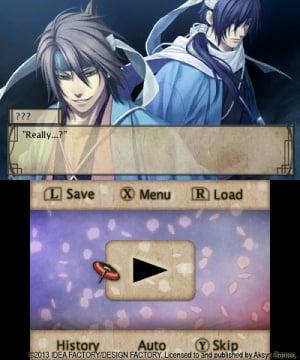 Hakuoki: Memories of the Shinsengumi Review - Screenshot 2 of 3