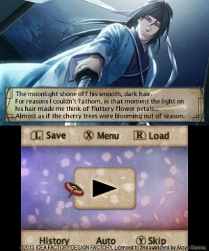 Hakuoki: Memories of the Shinsengumi Review - Screenshot 1 of 3