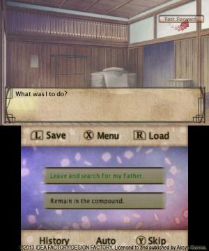 Hakuoki: Memories of the Shinsengumi Review - Screenshot 3 of 3