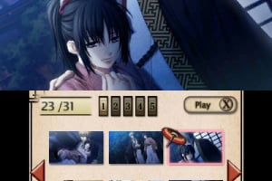 Hakuoki: Memories of the Shinsengumi Screenshot