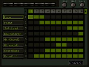 KORG M01D Review - Screenshot 2 of 3