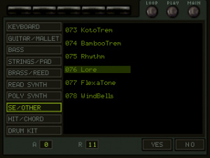 KORG M01D Review - Screenshot 3 of 3