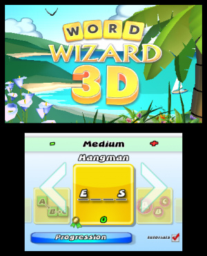 Word Wizard 3D Review - Screenshot 2 of 3