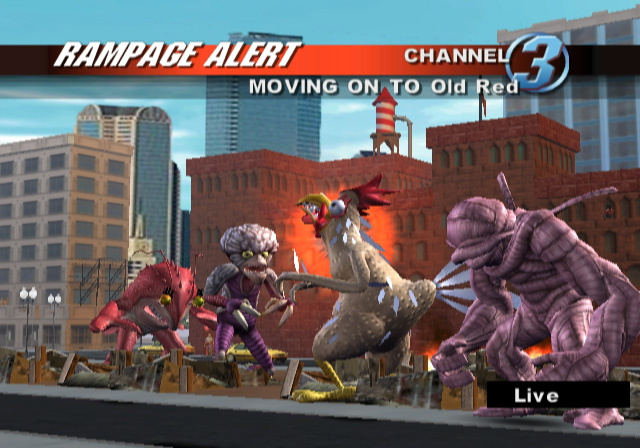 Rampage Total Destruction Wii Game Profile News Reviews
