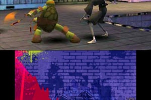 Teenage Mutant Ninja Turtles Screenshot