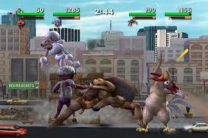 Rampage: Total Destruction Screenshot