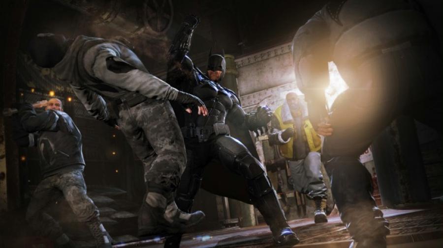 Batman: Arkham Origins Review - Screenshot 4 of 5