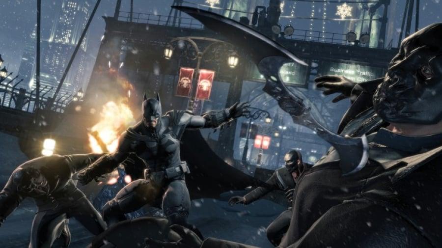Batman: Arkham Origins Review - Screenshot 2 of 4
