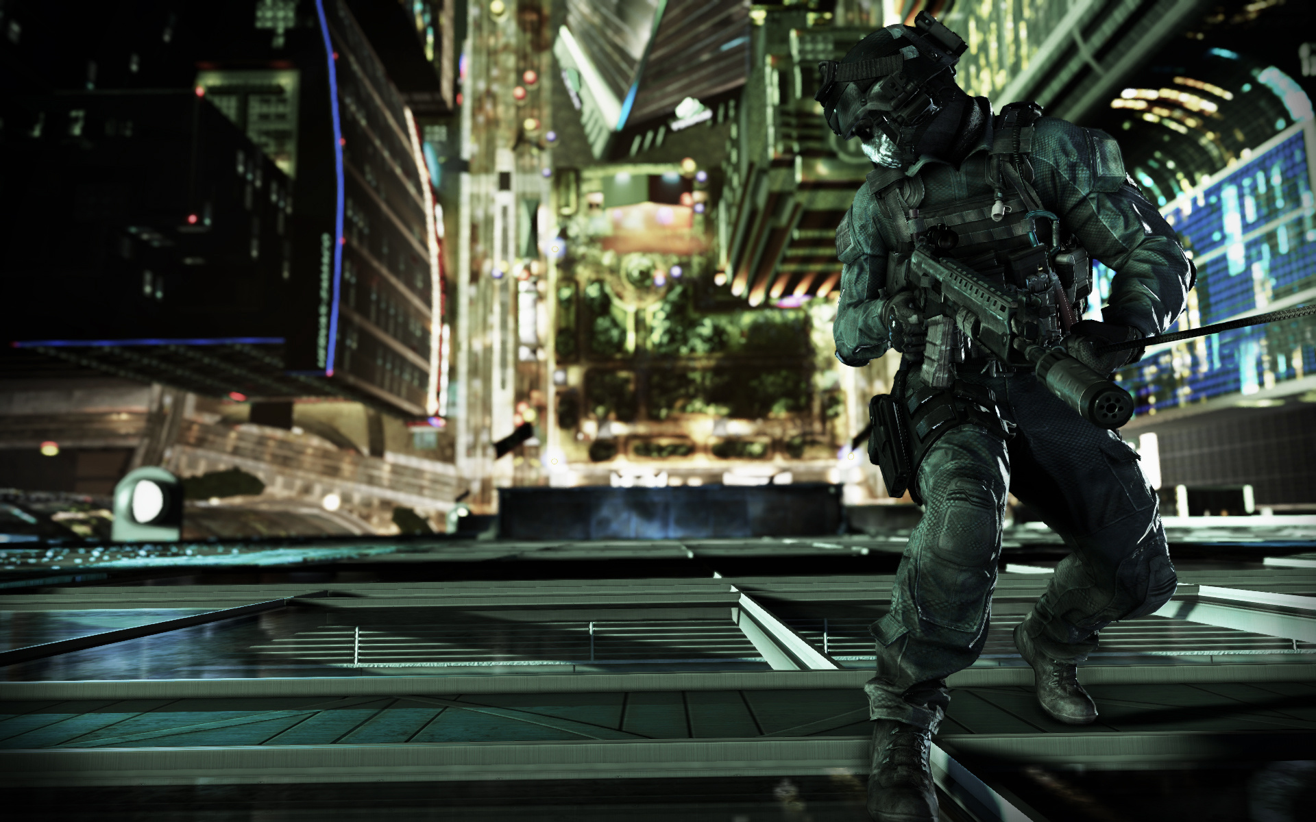 Call Of Duty Ghosts Review Wii U Nintendo Life