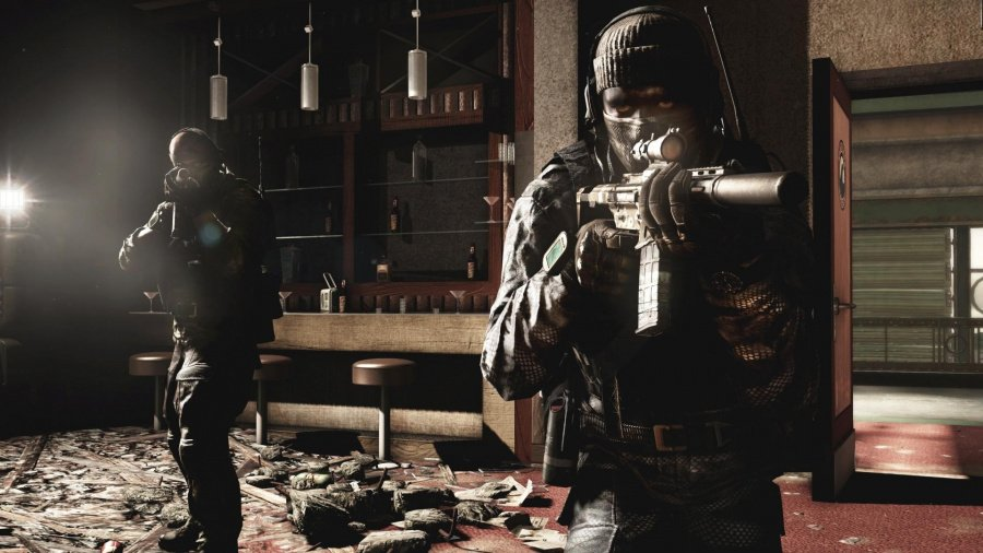 Call of Duty: Ghosts Review - Screenshot 1 of 8