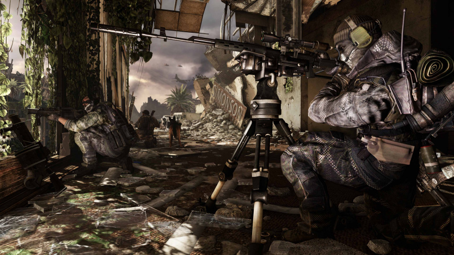 Call of Duty: Ghosts Review - Screenshot 6 of 8
