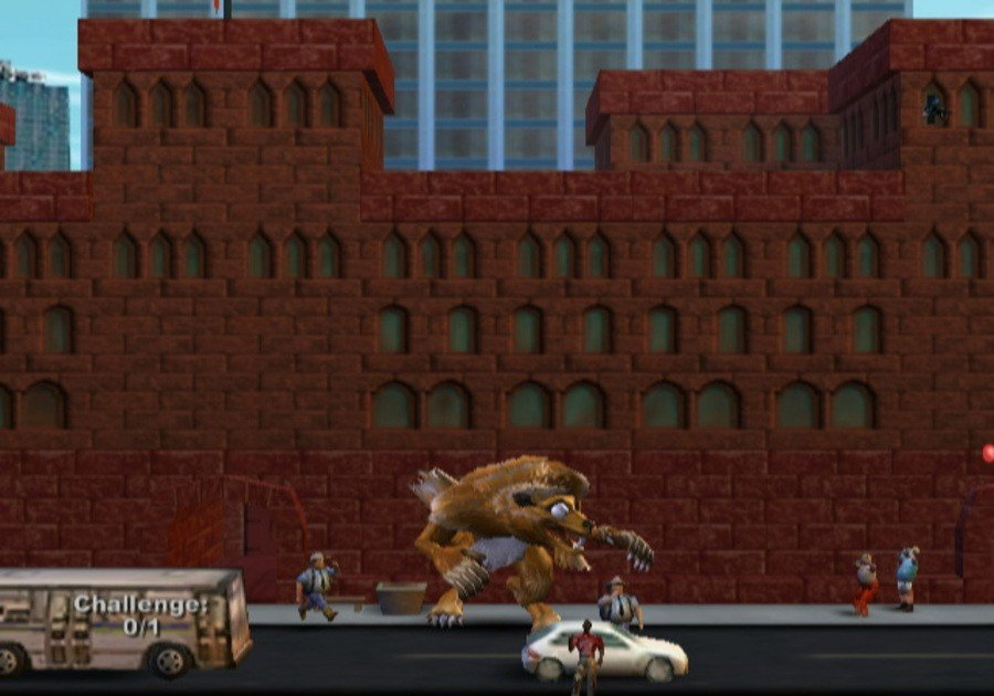 Rampage: Total Destruction Screenshot