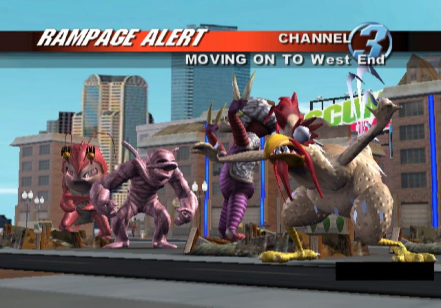 Rampage: Total Destruction Review - Screenshot 4 of 5