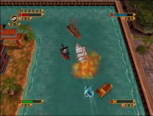 Pirates: The Key of Dreams Review - Screenshot 2 of 4