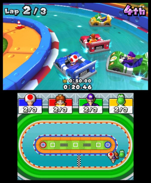 Mario Party: Island Tour Review - Screenshot 3 of 7