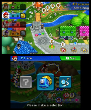 Mario Party: Island Tour Review - Screenshot 1 of 7
