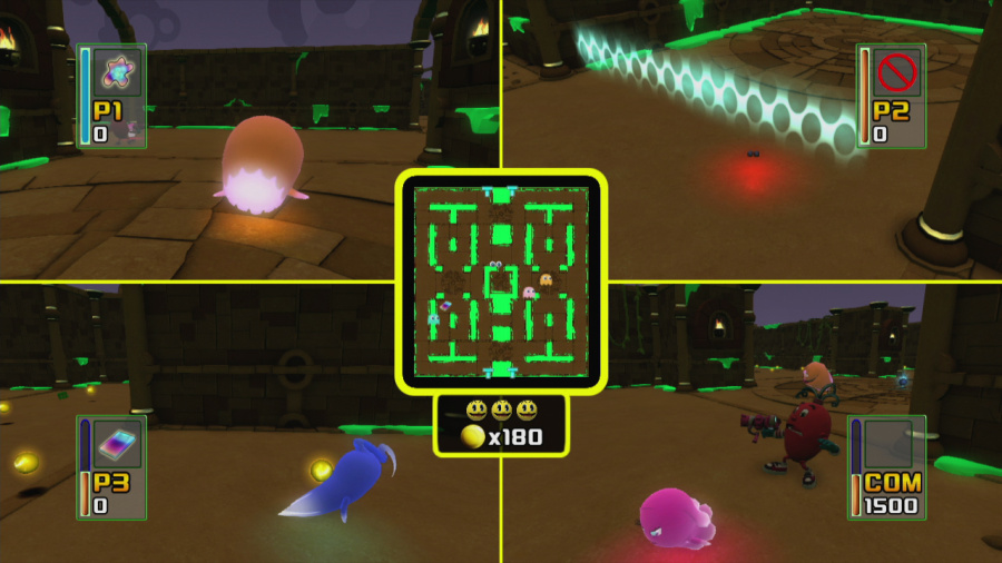Pac-Man and the Ghostly Adventures Review - Screenshot 3 of 6