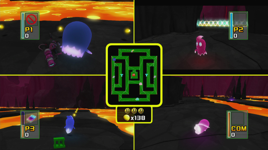 Pac-Man and the Ghostly Adventures Review - Screenshot 6 of 6
