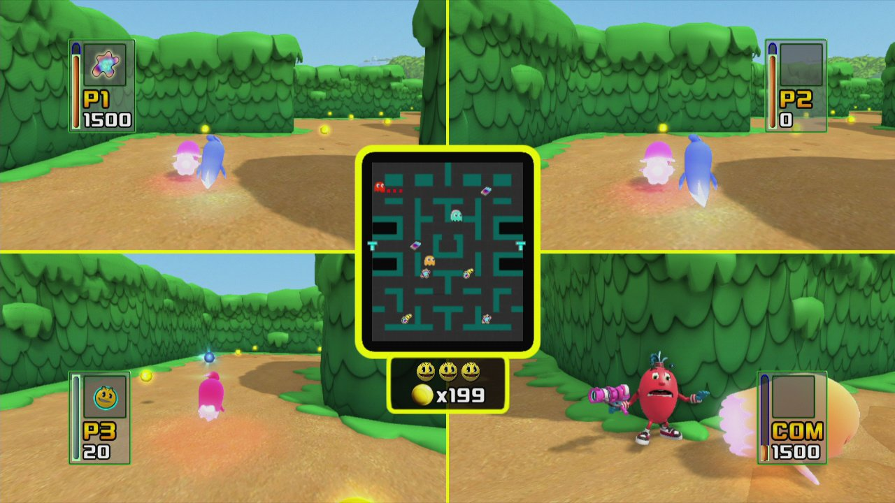Pac-Man and the Ghostly Adventures Review (Wii U) | Nintendo Life