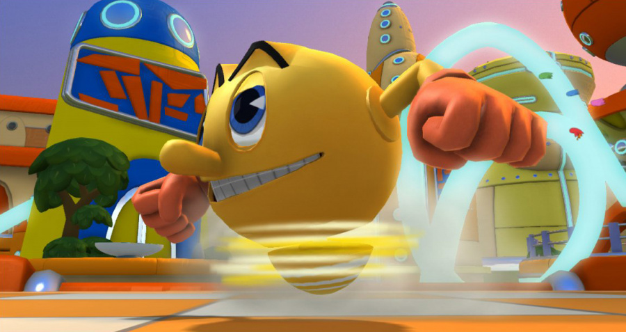 Pac-Man and the Ghostly Adventures Review - Screenshot 1 of 6