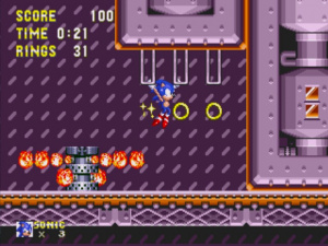 Sonic Mega Collection Review - Screenshot 1 of 5