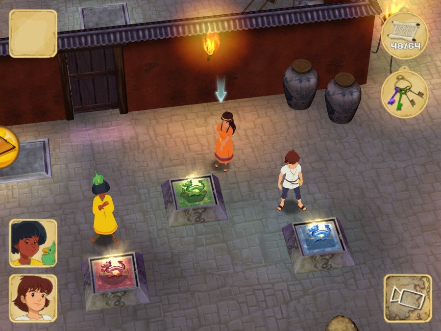 The Mysterious Cities of Gold: Secret Paths Screenshot