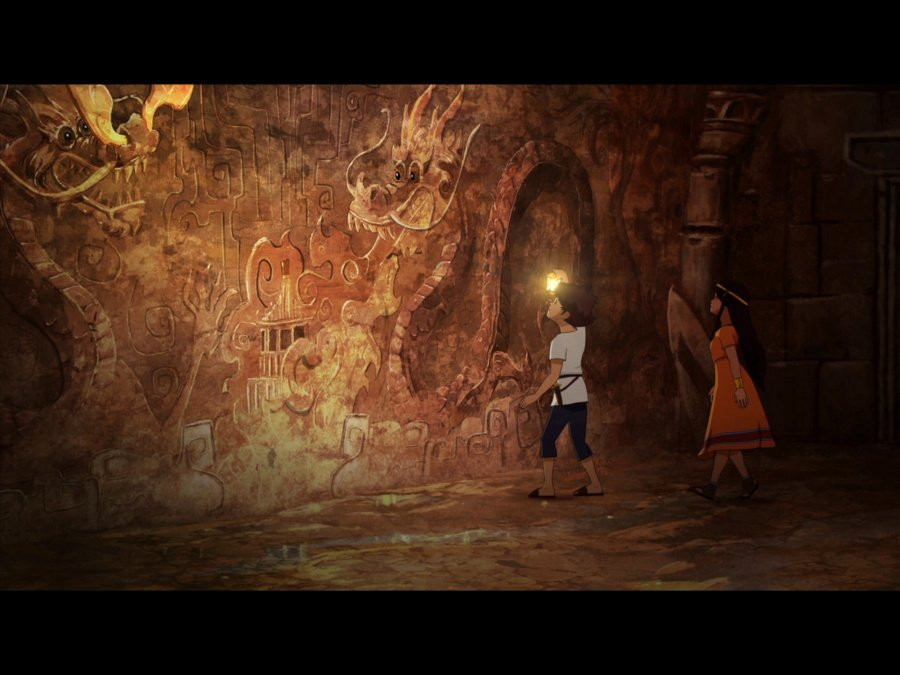 The Mysterious Cities of Gold: Secret Paths Review - Screenshot 4 of 4