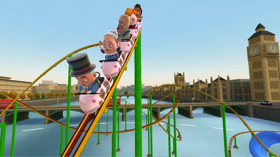 Coaster Crazy Deluxe Review - Screenshot 2 of 3