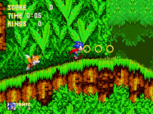 Sonic Mega Collection Review - Screenshot 2 of 5