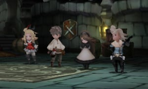 Bravely Default Review - Screenshot 5 of 5