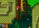 Sonic Mega Collection Screenshot