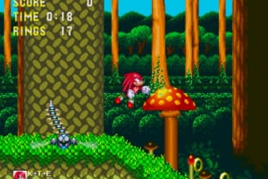 Sonic Mega Collection Screenshot