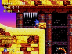 Sonic Mega Collection Review - Screenshot 4 of 5