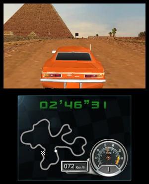 Chevrolet Camaro Wild Ride 3D Review - Screenshot 3 of 3
